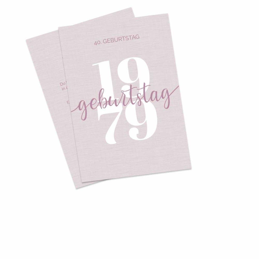 Geburtstagseinladungen Gestalten 2 Werktagen Lieferung Optimalprint