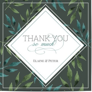 View all Thank You Cards