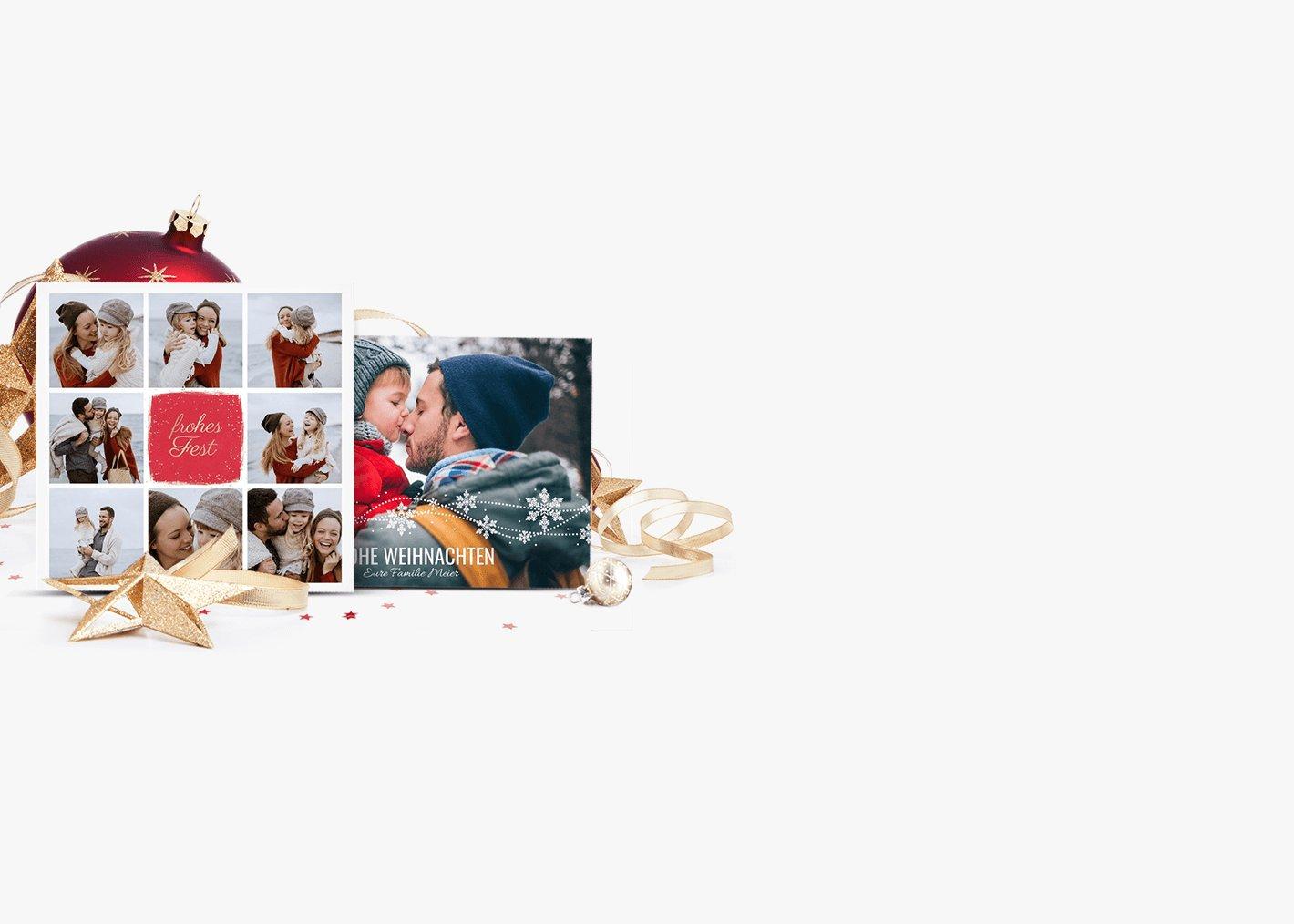 Weihnachtskarten Babyfoto.Weihnachtskarten 2018 Jetzt 35 Rabatt Optimalprint