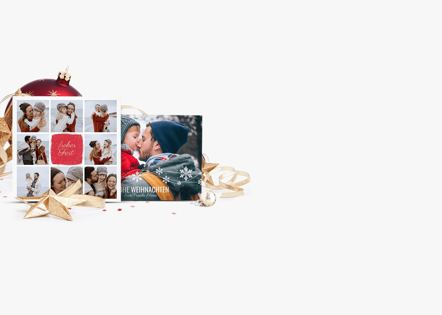 Weihnachtskarten Einladung.Weihnachtskarten 2018 Schnell Und Einfach Optimalprint
