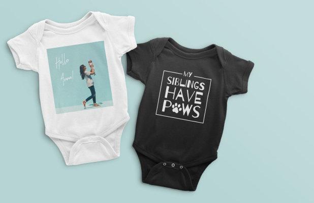Vêtements pour bébés et enfants