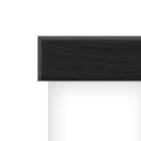 Black Wooden Poster Hanger