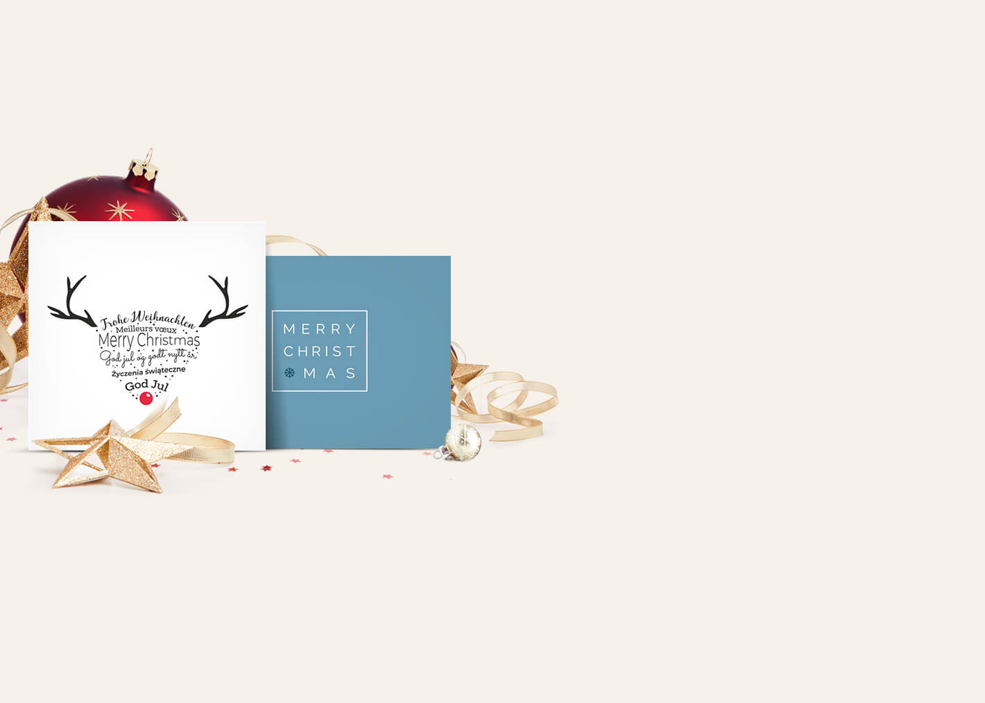 Customised Business Christmas Cards and Corporate Christmas Cards ...