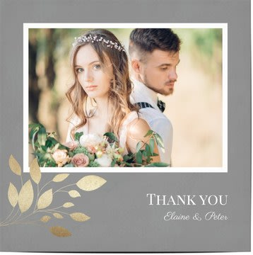 view all - Wedding Thank You Cards