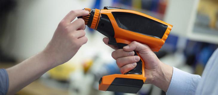 Ultimaker PLA drill