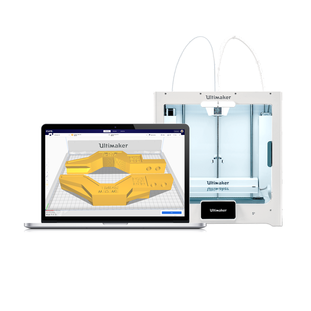 Ultimaker Cura: Powerful, easy-to-use 3D printing software