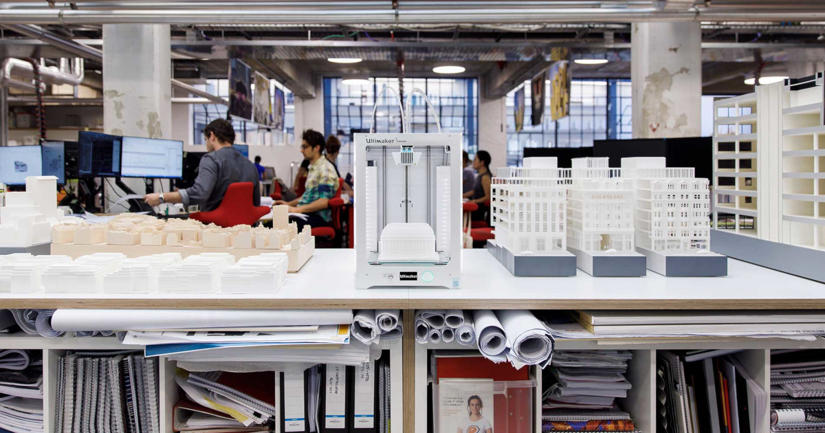 Make Architects: From 3D print to award-winning building