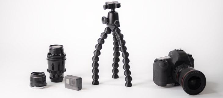 Ultimaker Nylon tripod prototype