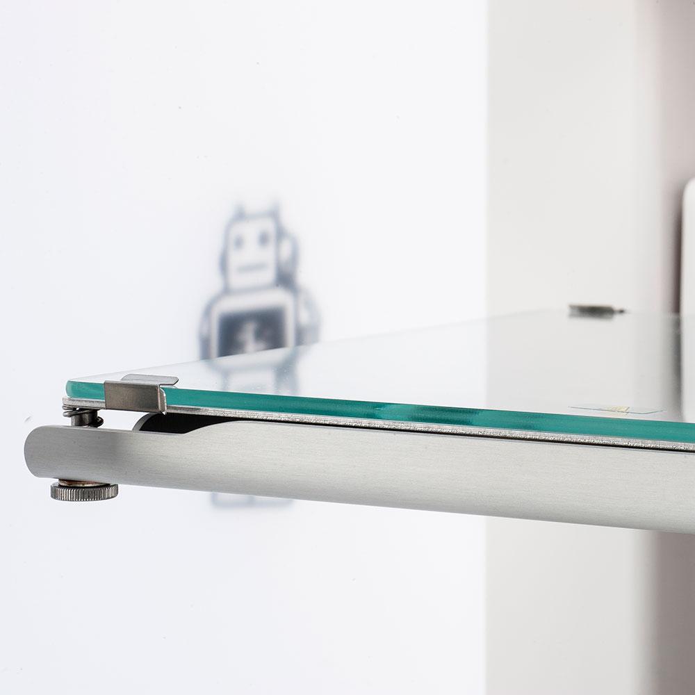 Active build plate leveling on the Ultimaker 3 desktop 3D printer