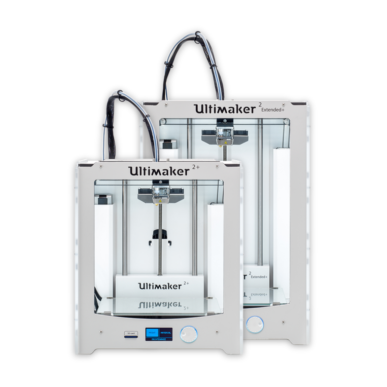 Ultimaker 2+: Robust single extrusion