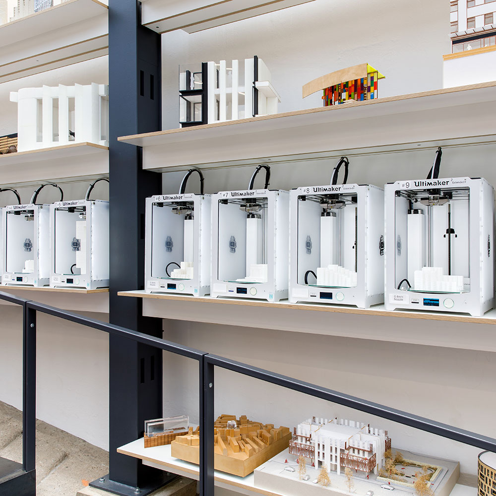 Many Ultimaker 2+ and Ultimaker 2 Extended+ are trusted throughout different sectors