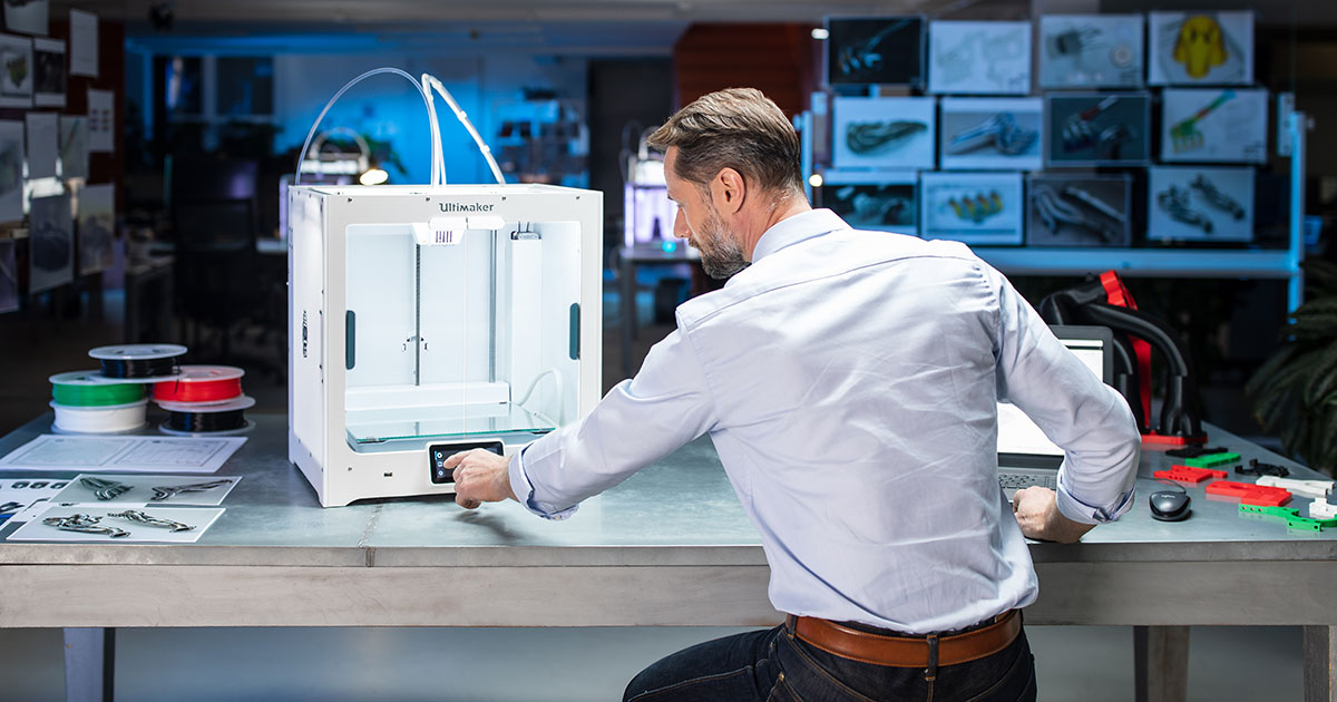 Ultimaker S5: Reliability at scale