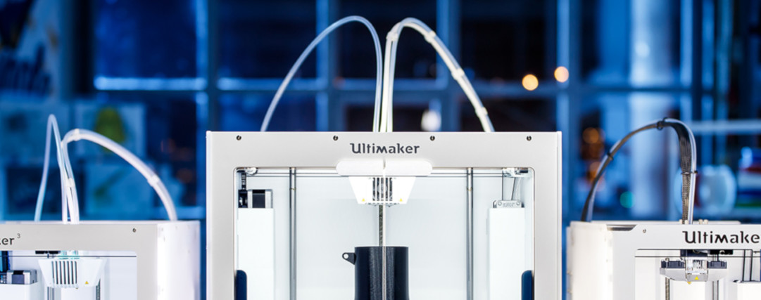 The Ultimaker S5 is here