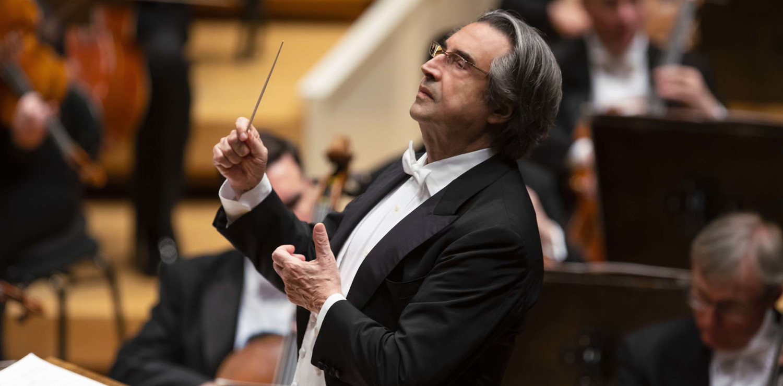 Riccardo Muti Firenze