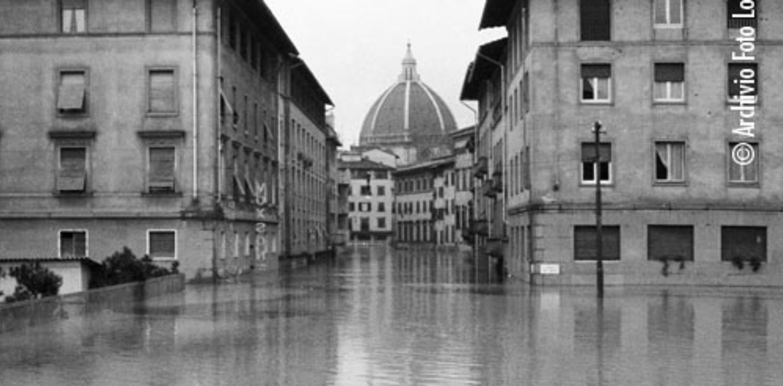 alluvione firenze 4 novembre