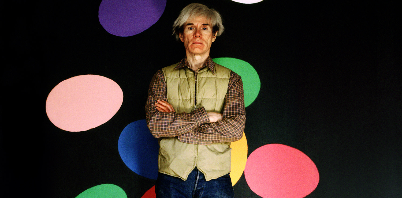 Aurelio Amendola, Andy Warhol, New York 1986