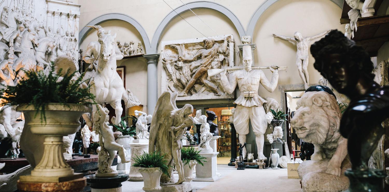 studio galleria romanelli Firenze