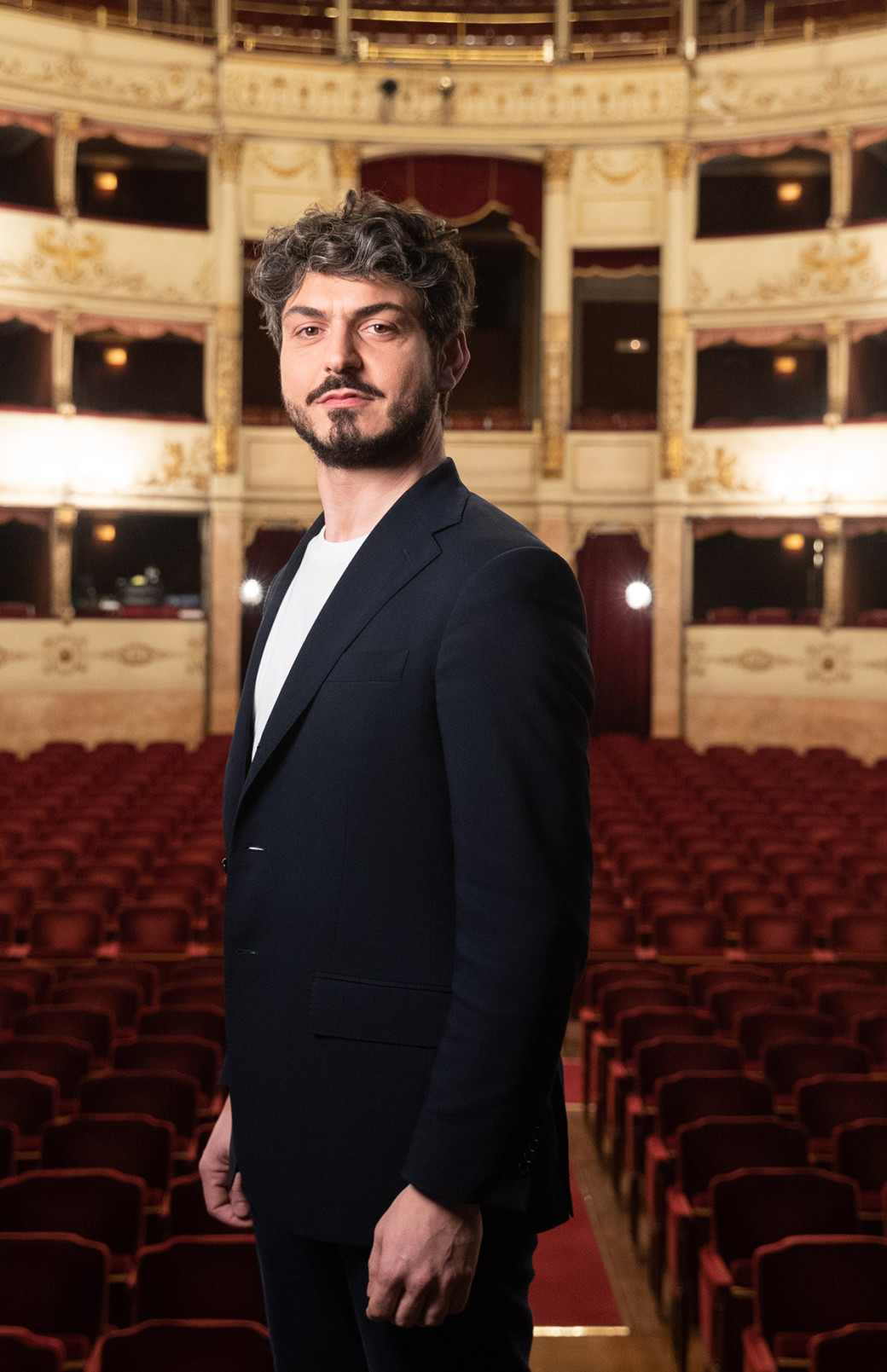 Tommaso Sacchi photo Massimo Sestini