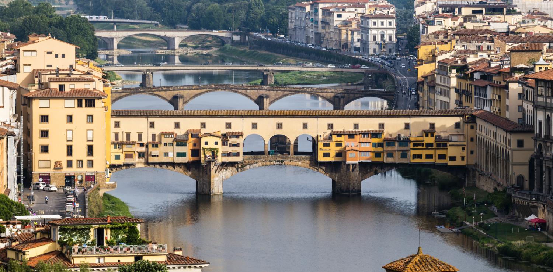 Firenze da Piazzale Michelangelo ph Lorenzo Cotrozzi