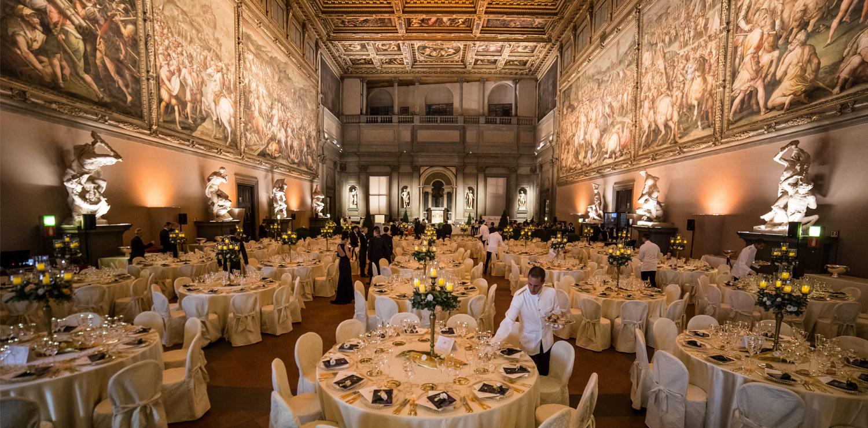 Salone dei Cinquecento, Palazzo Vecchio