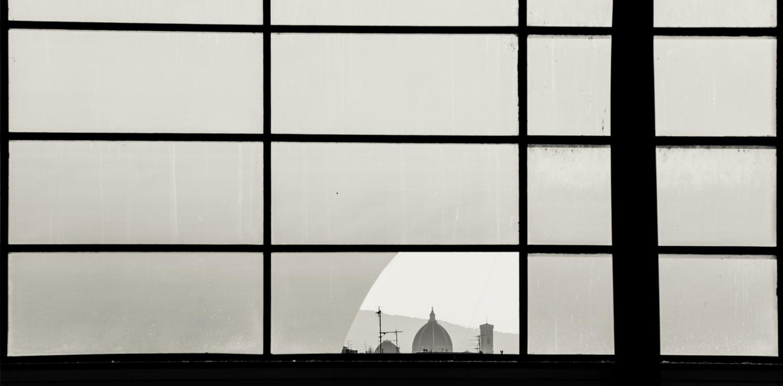Manifattura Tabacchi, detail of a window (ph. Alessandro Fibbi)