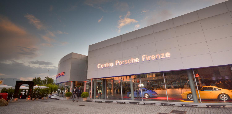 Auto In Group, Centro Porsche esclusivo per la Toscana a Firenze e Arezzo