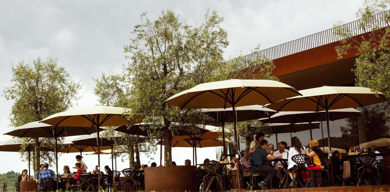 ristoranti fuori porta pranzo zona gialla toscana firenze