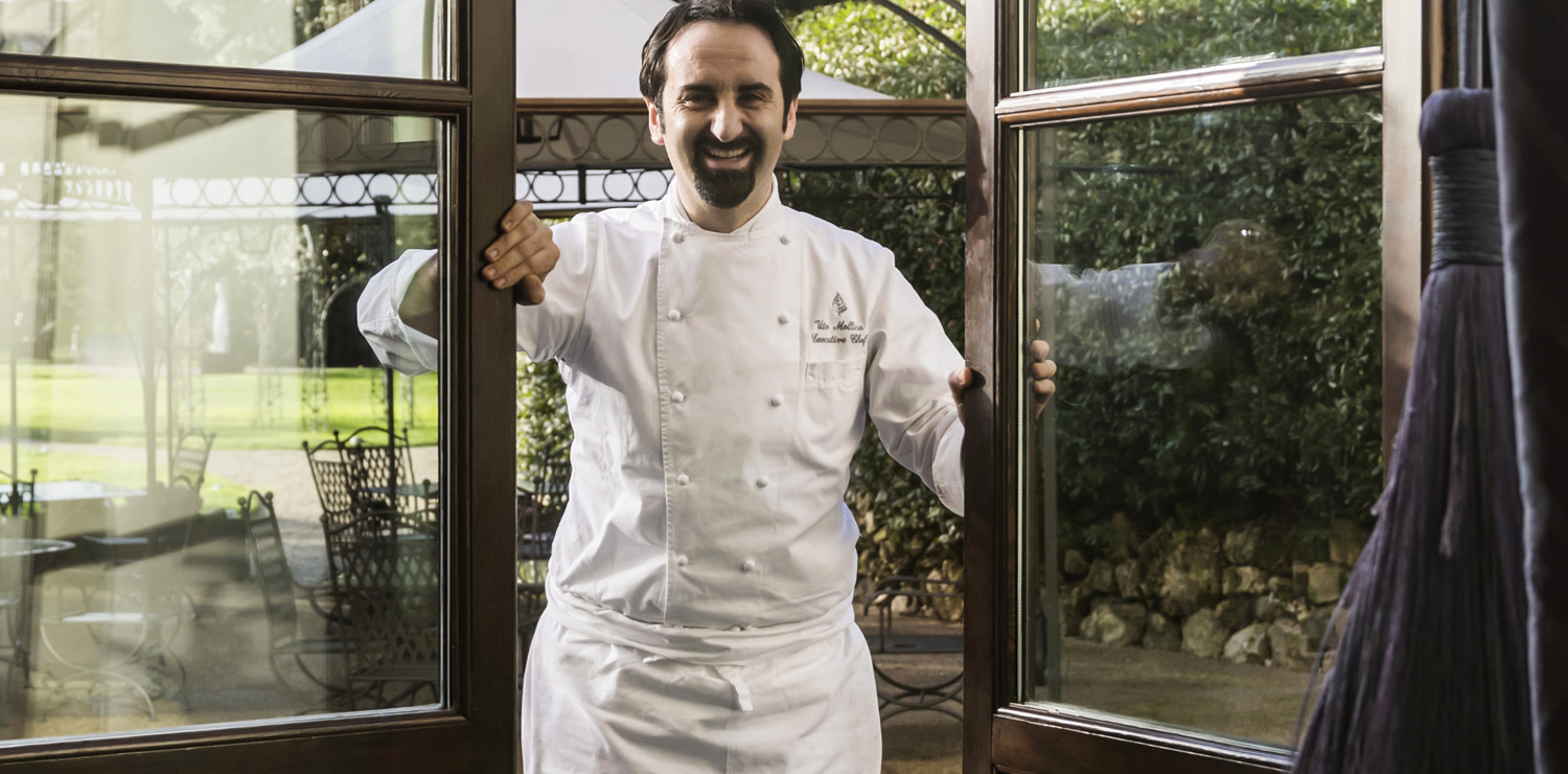 chef vito mollica - palagio - four seasons hotel firenze