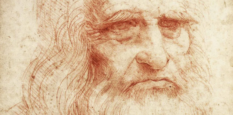 autoritratto di Leonardo