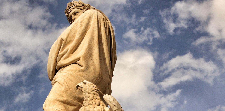 Dante Alighieri in Piazza Santa Croce