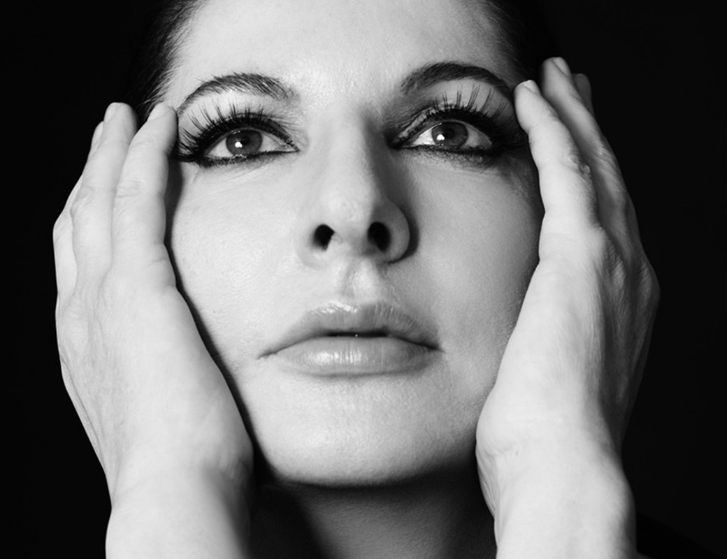 7 Deaths of Maria Callas Marina Abramović © René Habermacher