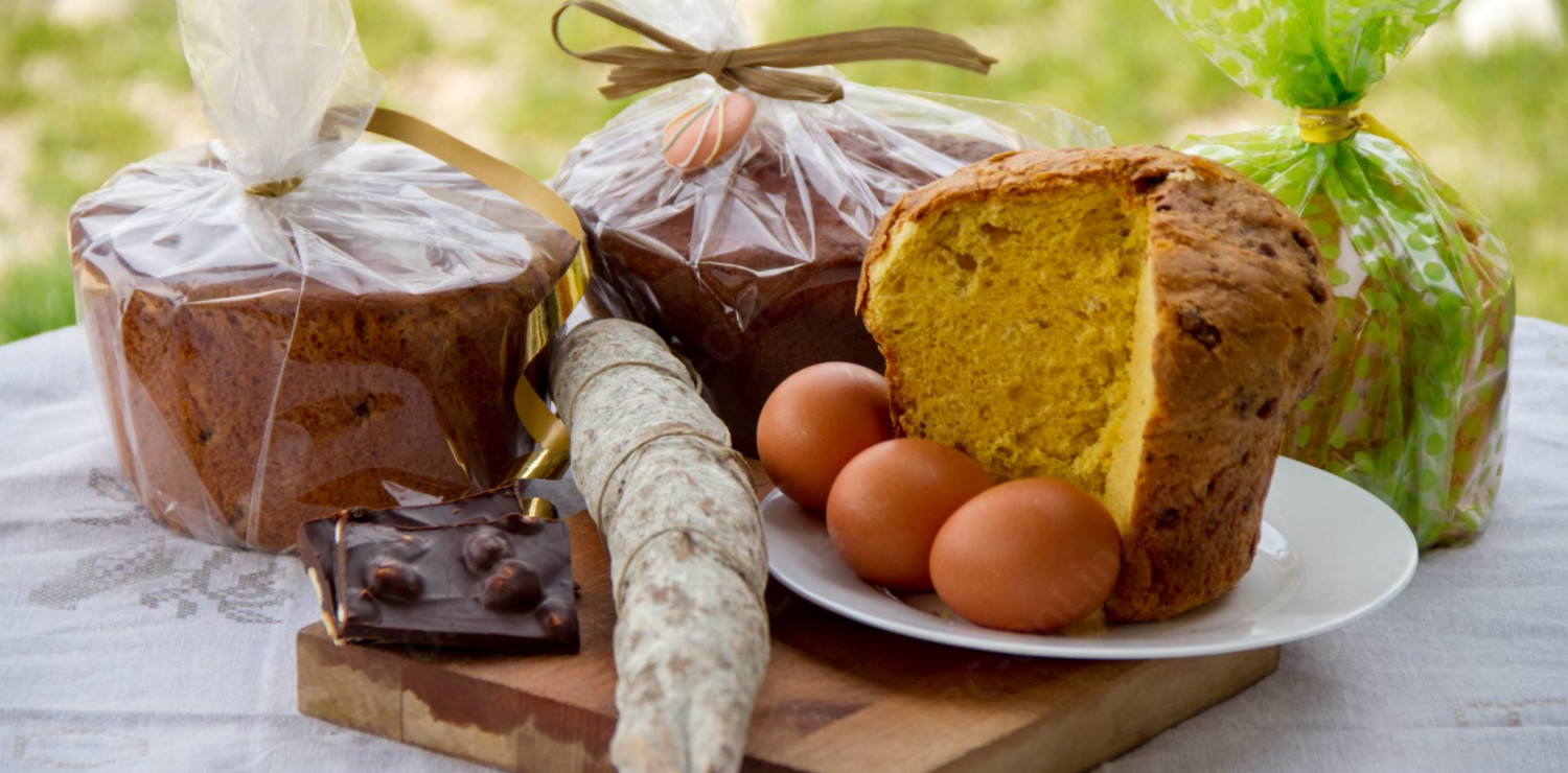 Tuscan Easter cakes