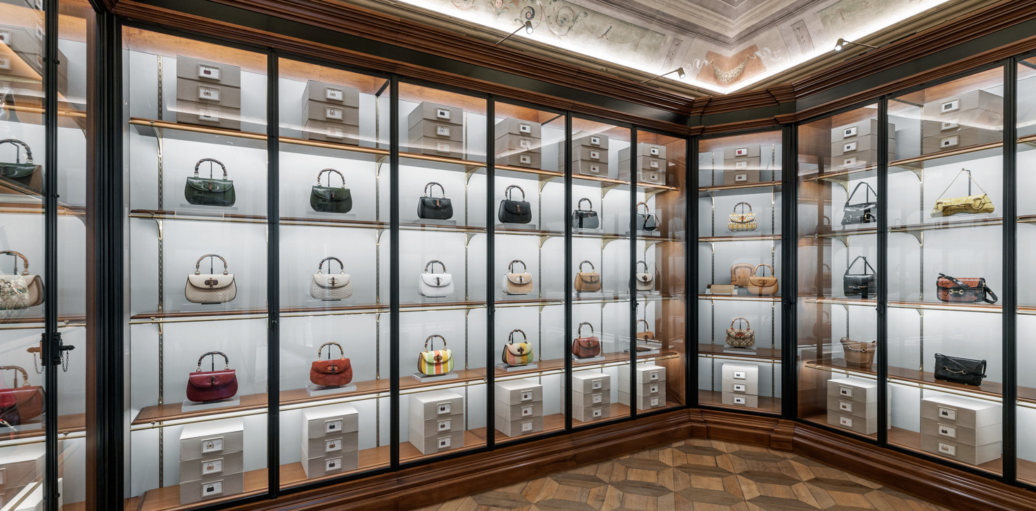 Gucci Archives Palazzo Settimanni Florence ground floor
