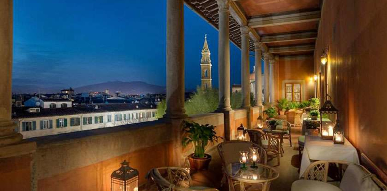 Loggia Roof Bar - Palazzo Guadagni