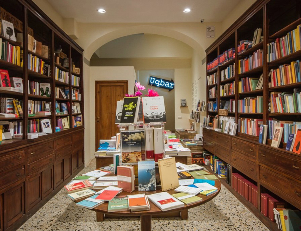 librerie firenze delivery