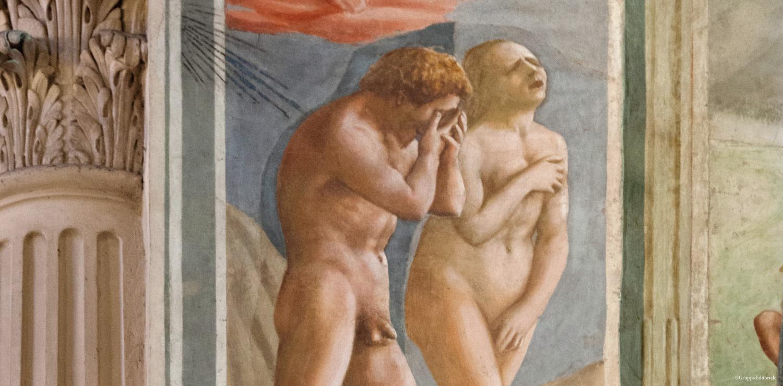 Brancacci Chapel - Lippi frescos