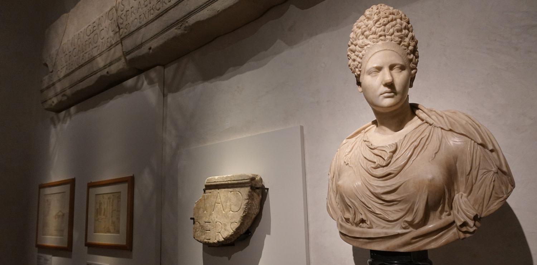 Uffizi, Imperatrici, matrone, liberte. Volti e segreti delle donne romane
