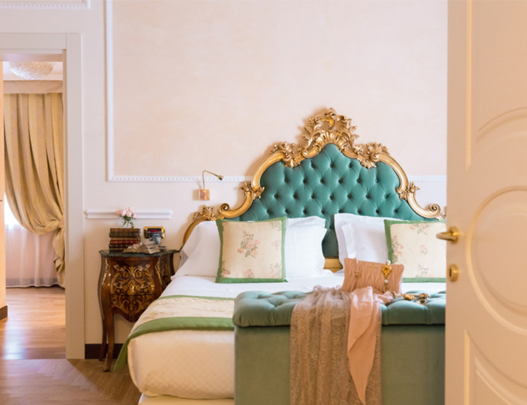 Hotel Bernini Palace, Suite