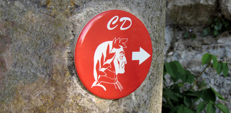 Dante's path signs