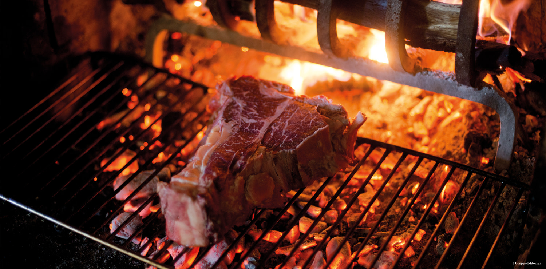 Griglia bistecca