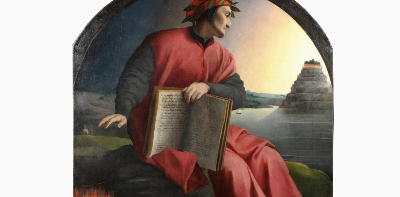Agnolo Bronzino Ritratto allegorico di Dante