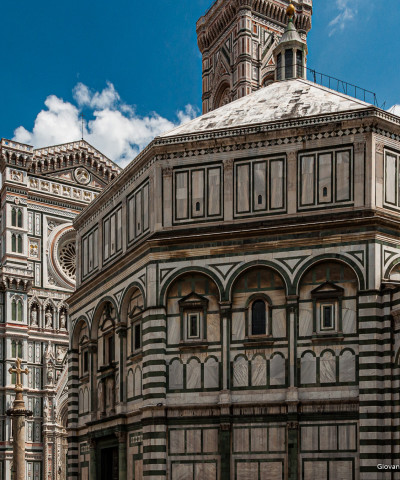 battistero san giovanni firenze