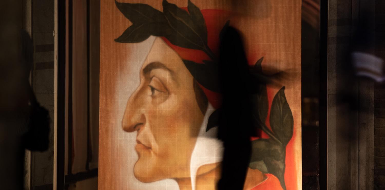 Dante Alighieri - Ph Massimo Sestini