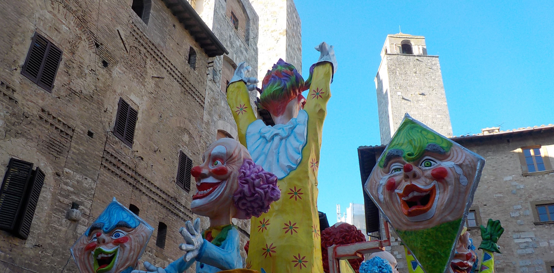 san gimignano carnival
