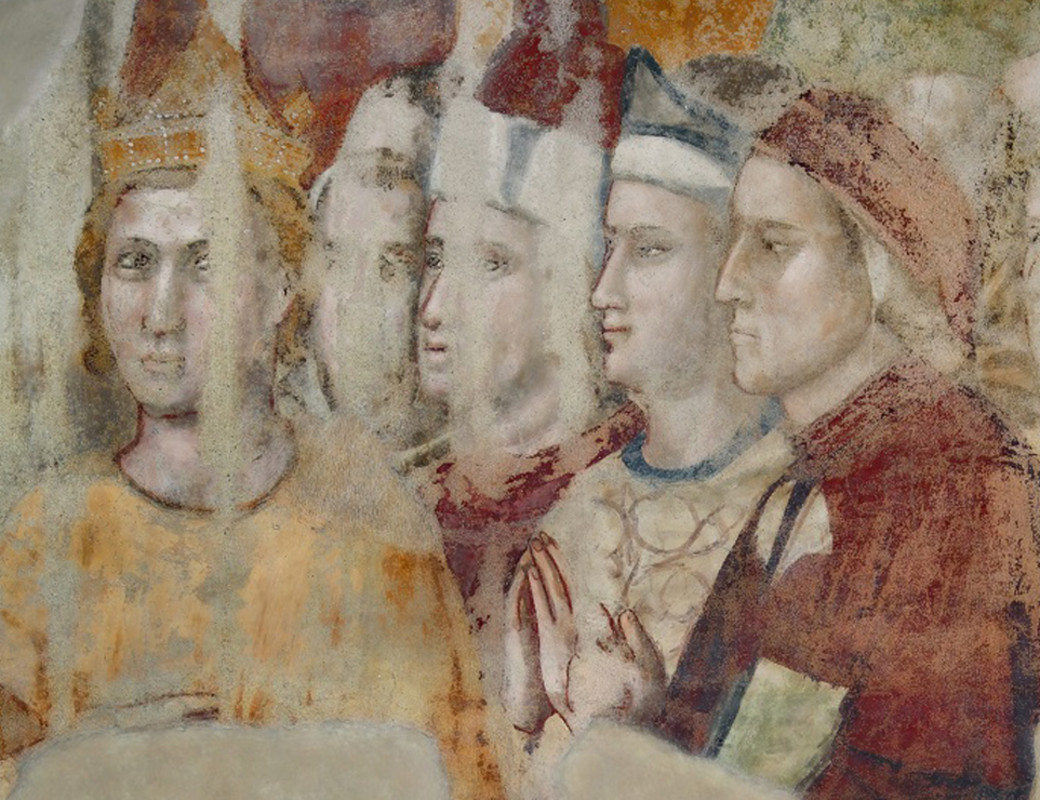 Dante- Giotto Portrait