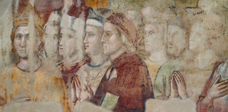 Dante- Giotto Portrait