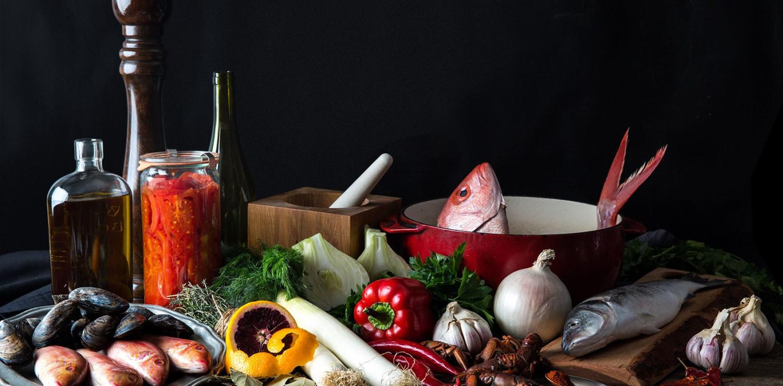 zuppa pesce ricetta