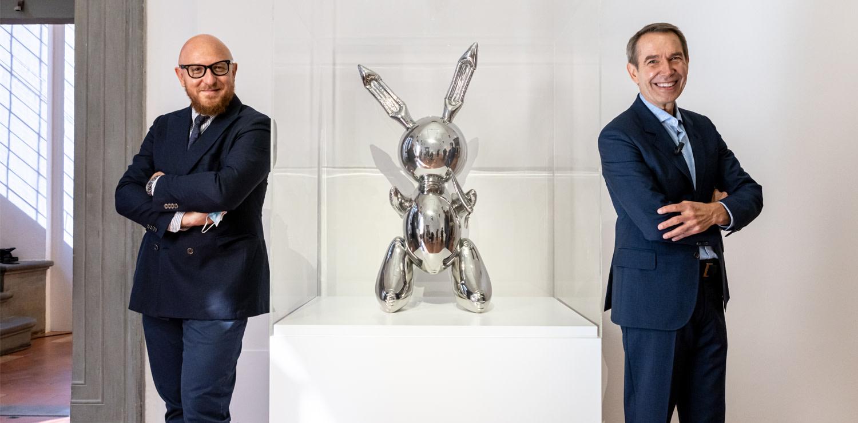 Rabbit - jeff Koons