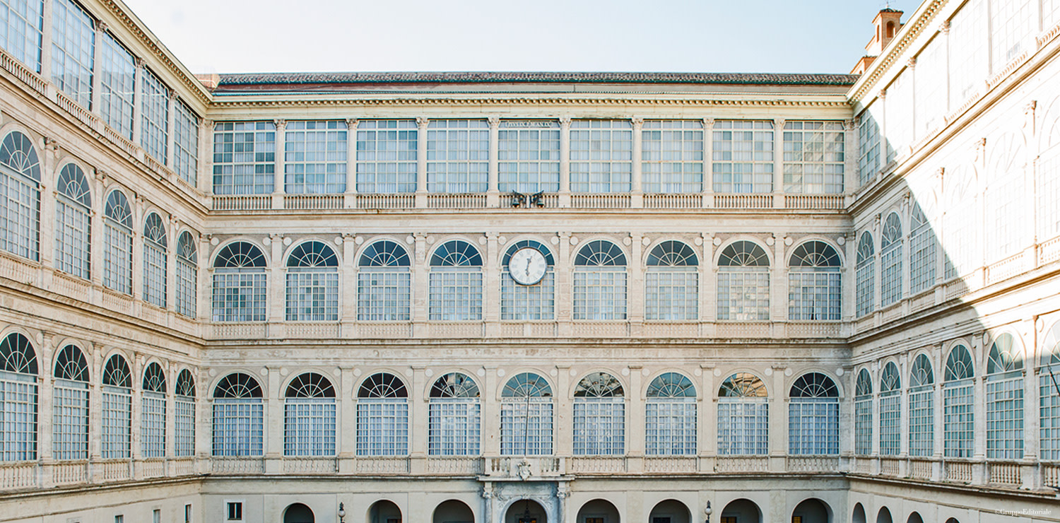 Riccardo Romani is dedicated to preserving over 100 clocks throughout Vatican territtory
