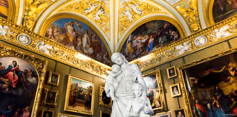 Palatine Gallery, ph. Pasquale Paradiso